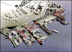 Резник спрашивает губернатора, как будет выглядеть ЗСД на Морской набережной.