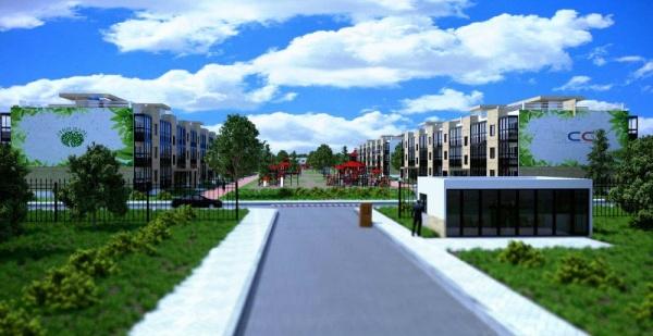 Rcc Construction Company : ЖК green park Грин Парк от застройщика rcc russian