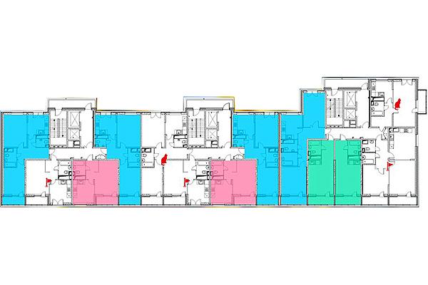 теперь квартиры жк северная палитра новые Красивые обои